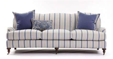 blue stripe sofas russell sofa  bronte stripe