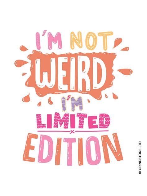 I M Not A i m not i m limited edition mug buy at