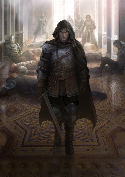 the art of assassins assassin by shenfeic on
