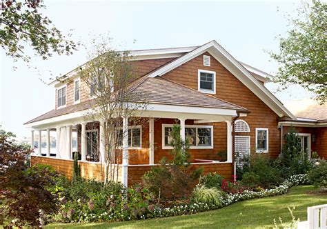 traditional style home get the look shingle style traditional home