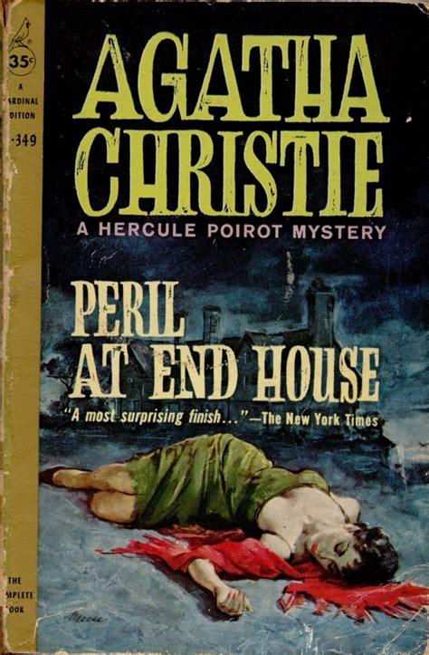 0008129525 peril at end house poirot christie cocktails peril at end house forever young adult