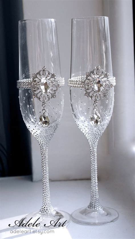 party glasses swarovski crystal 215 best 40th birthday party ideas images on pinterest