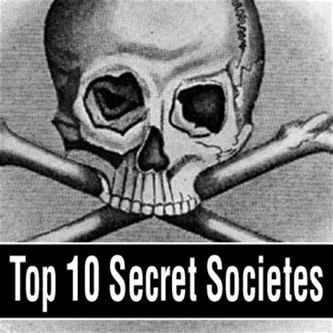 secret societies illuminati top ten secret societies