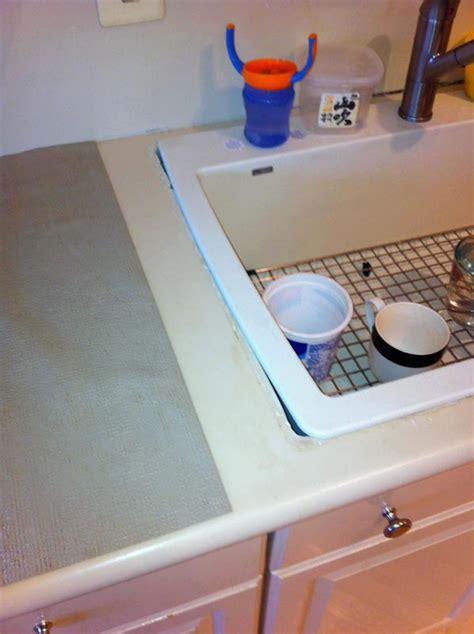 Corian Countertop Maintenance by Countertop Repair And Refinish Gallery Fixit Countertop