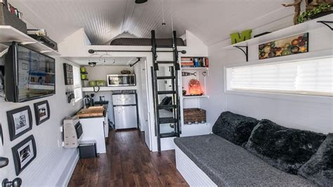 Tiny Homes Interior Designs | custom tiny house interior design ideas personalization