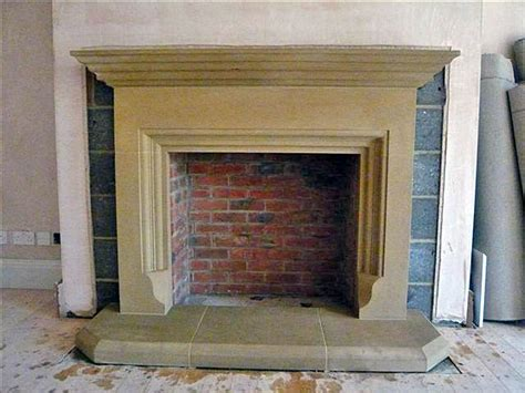 sandstone fireplace bespoke fireplaces david france stonemasonry ltd