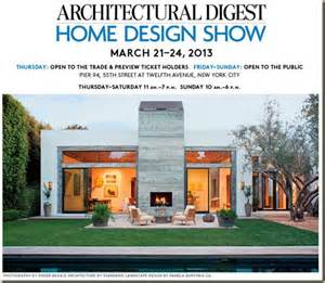 Home Design Expo Willow Decor Architectural Digest Home Design Show Amp My