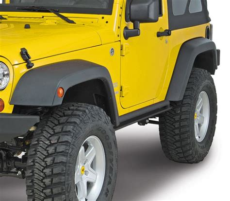 Jeep Jk Rock Sliders Smittybilt 76890 Smittybilt Xrc Rock Sliders In Textured