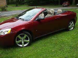 Pontiac G6 Convertible Top Problems Pontiac G6 Gt Hardtop Convertible Used Pontiac G6 For