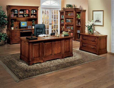 Home Office Furnitur Country Office Furniture Collection