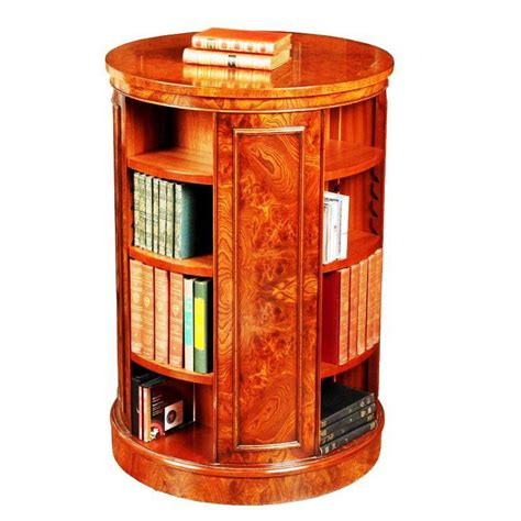 amazing revolving bookcase designs