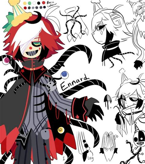 F Anime Characters by Anime Human F Naf Ennard Sl Pictures To Pin On