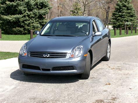 Infinity Auto 2006 by 2006 Infiniti G35x Review