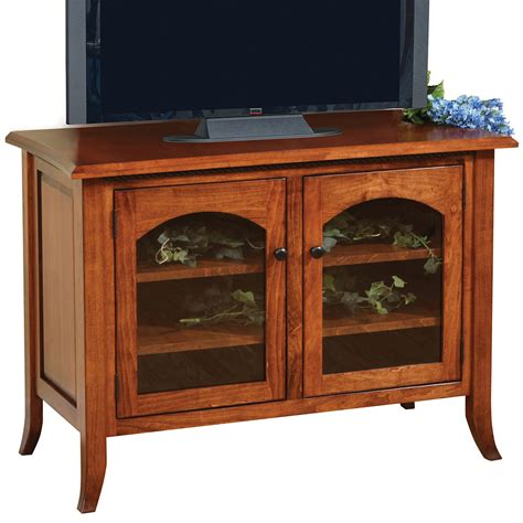 2 Door Tv Cabinet Bunker Hill 2 Door Tv Cabinet Amish Tv Stand Cabinfield Furniture