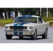 Nicewall 1965 Ford Shelby Mustang GT350