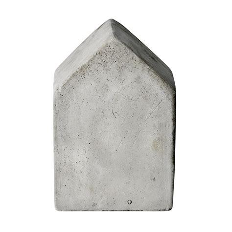 haus aus beton gießen bloomingville deko haus aus beton jannem 228 nnchen de