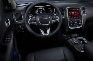 Dodge Durango 2015 Interior 2015 Dodge Durango Review And Price Release Date Srt8