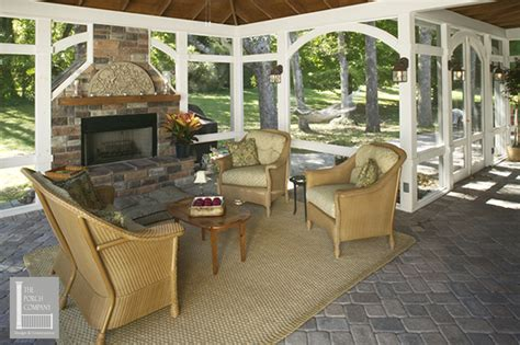 Brick Porch Floor by Porch Flooring Options The Porch Companythe Porch Company