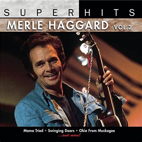 Merle Haggard Swinging Doors Album by Merle Haggard Hits Vol 2 Album Zortam