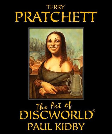 the art of discworld by terry pratchett paul kidby hardcover barnes noble 174
