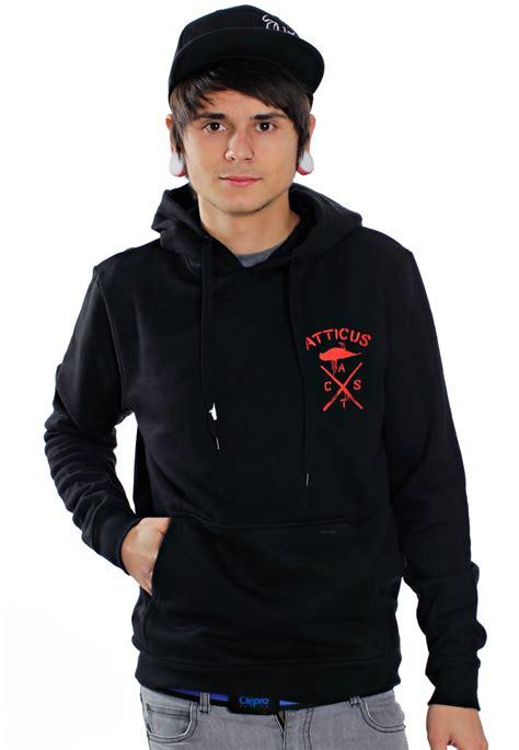 Hoodie Atticus atticus crossbirds hoodie impericon worldwide
