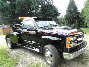Chevrolet Tow Truck Find Used 1994 Chevy 3500hd Wrecker Tow Truck In Wadsworth