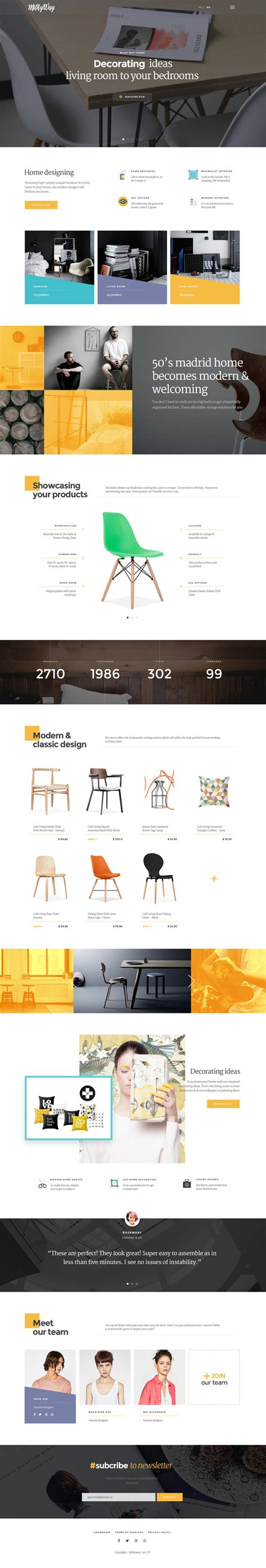 New Creative Psd Website Templates Web Design Graphic Design Junction Start Page Template