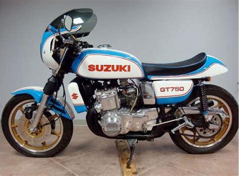 Suzuki Gt750 Cafe Racer Suzuki Gt750 Cafe Racer