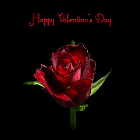 valentines animated images valentines and roses animated gifs best animations