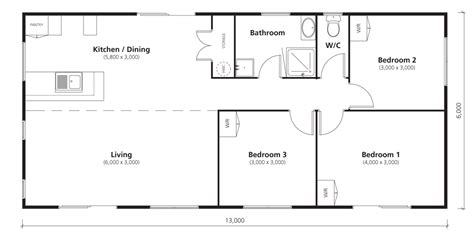 sunshine homes floor plans compact 3 bedroom 78sqm new transportable family home