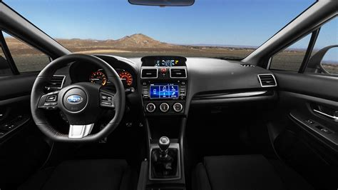 subaru rsti interior 2017 subaru wrx interior view 360 degree interior view
