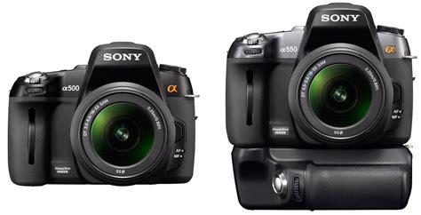 Kamera Sony A500 test sony a500 och a550 kamera bild