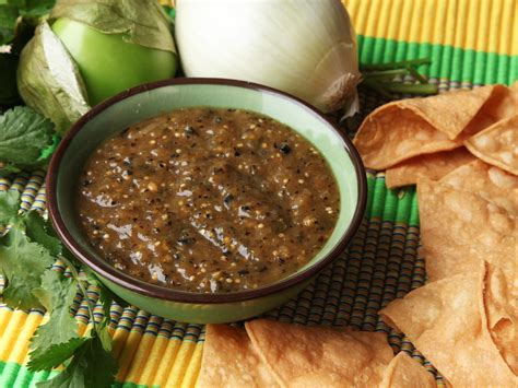 the best of salsa charred salsa verde the one salsa to rule them all