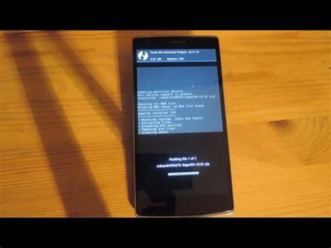 miui theme editor adb pull error how to flash roms gapps packages zip files with twr