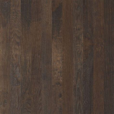 shaw wood flooring shaw western hickory winter grey 3 4 in thick x 3 1 4 in wide x random length solid hardwood