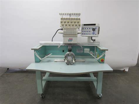 used 1998 tajima tmex c1201 mfg 6275
