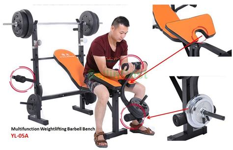 25kg dumbbell bench press foldable sit up dumbbell bench press chair with weight