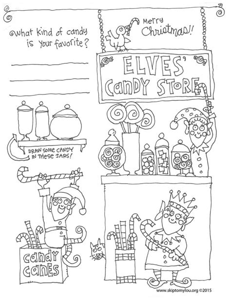 winter break coloring page 17 best images about skip to my lou craft c on
