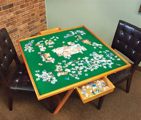 puzzle table top top 5 jigsaw puzzle tables