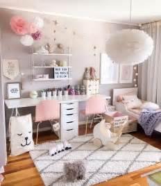 Girls Bedrooms The 25 Best Grey Girls Rooms Ideas On Pinterest Pink