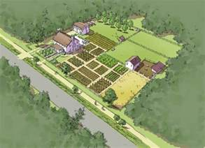 illustrated comprehensive plan self sufficient one acre homestead tpudc town planning