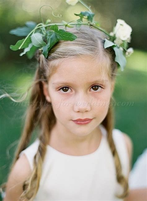 childrens haircuts charlottesville 95 best images about flower girl hairstyles on pinterest