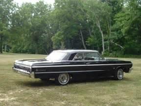 1964 chevrolet impala ss 2 door hardtop with dual quads 409 exterior