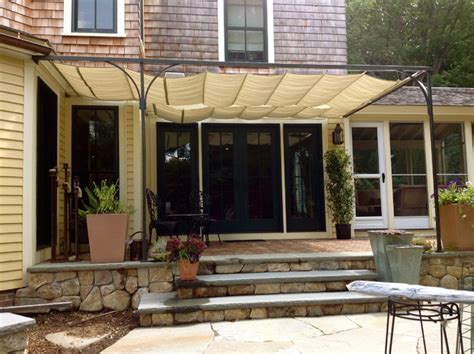 retractable awnings boston retractable awnings boston bronze and fabric retractable