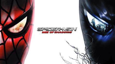 imagenes de spiderman web of shadows spider man web of shadows free download crohasit