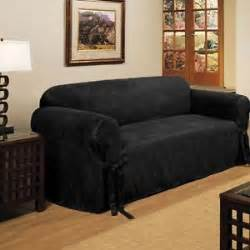 T Shaped Couch Slipcovers Black Couch Cover Slipcovers Ebay