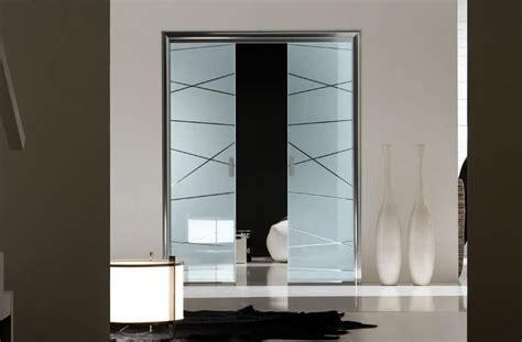 porte scorrevoli in vetro a scomparsa porta a scomparsa in alluminio ante in vetro idfdesign