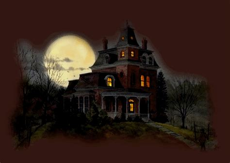 House Gif haunted house flashing lights pictures photos and images