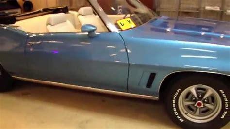 1972 pontiac convertible for sale 1972 pontiac lemans sport convertible for sale