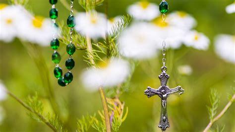 imagenes hd jesucristo un rosario con jesucristo hd 1366x768 imagenes
